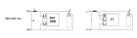 FBM2000-380-E40